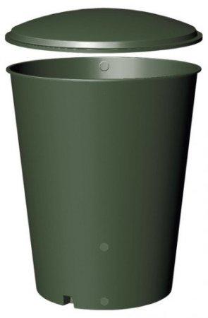 Regentonne, 1000 Liter grün von Greenlife