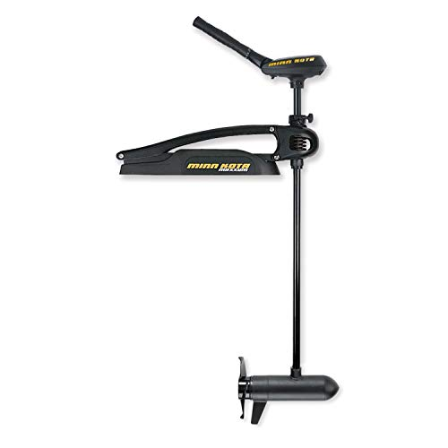 "Minn Kota Maxxum 70 SC Bow-Mount Trolling Motor with Hand Control and Speed Coil (70-lb Thrust, 52"" Shaft)"