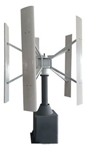 Tumo-Int Vertical Maglev Wind Turbine Generator with MPPT Controller