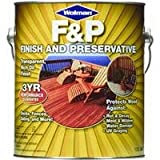 Rust-Oleum Wolman F&P 14396 Natural Finish and Preservative