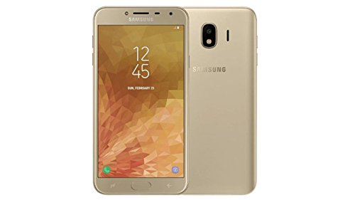 "Samsung Galaxy J4 J400M/DS 32GB 2GB RAM 5.5"" 4G LTE GSM Dual SIM Factory Unlocked International Version, No Warranty (Gold)"