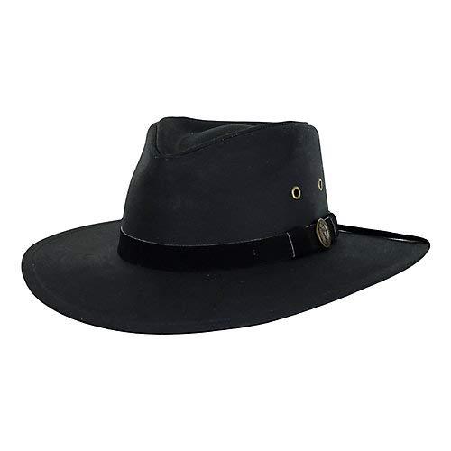 Outback Trading Kodiak - Black (SM)