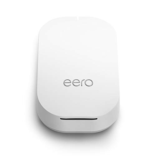 eero Beacon– Advanced Mesh WiFi System Wireless Add-on with Simple Wall Plug-in Design with Nightlight to Extend eero Networks – Replaces Range Extenders