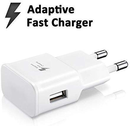 Unity Wall Charger for Samsung Galaxy M20 64GB Type C Adaptive Fast Charging 10