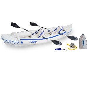 Sea Eagle 370 Kayak Pro Package SE370K_PT