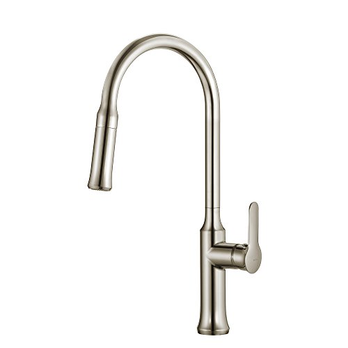 Best Kitchen Faucet for Hard Water - Stains and Buildup Solution