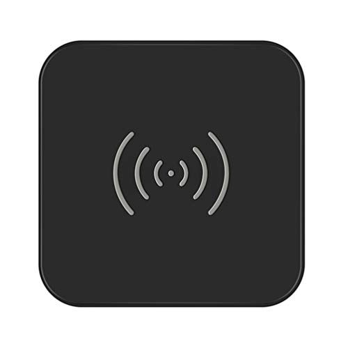 CHOETECH Wireless Charger, Qi Certified Wireless Charging Pad Compatible with iPhone Xs Max/XS/XR/X/8/8 Plus, Samsung Galaxy S10/S10+/S10E/Note 9/S9/S9+/Note 8/S8/S7, New AirPods and More