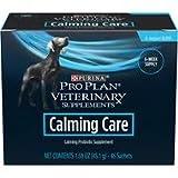 Pro Plan Veterinary Diets Calming Care Probiotic Dog Supplement 45 ct.