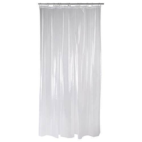 IKEA.. 900.995.01 Näckten Shower Curtain, Clear