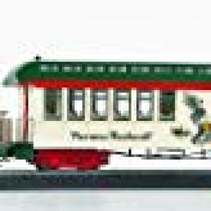 Bachmann Trains – Norman Rockwell's American Christmas Ready To Run Electric Train Set – On30 Scale – Runs on HO Track 315AFgnkNBL