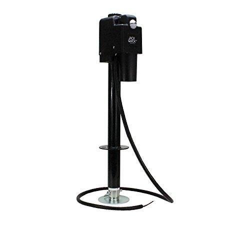 Quick Products JQ-3500B Electric Tongue Jack-Black
