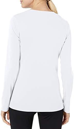 Hanes Sport Women's Cool DRI Performance Long Sleeve Tee 3