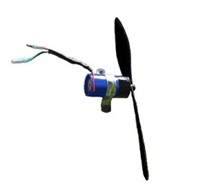Small Wind Turbine Generator Blue Edition