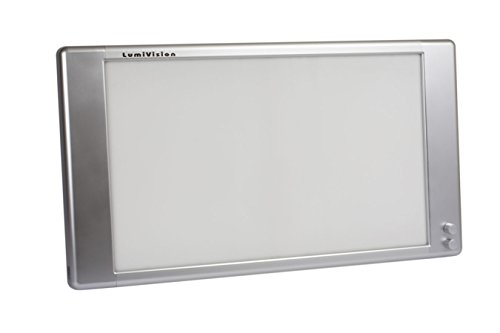 LED X-Ray Film Viewbox, 2-Bank (14″ x 17″ Two Films), Slim & Modern Design (1.5″ Thickness), Brightness 5,500 cd/m2, 93% Uniformity, Dimming & Auto Film Activation Switch, Wall Mount, Free-Voltage deal 50% off 31636JH8bpL