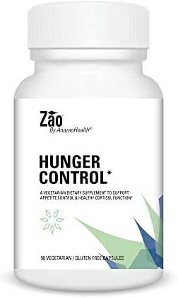 Zāo® Hunger Control, Appetite Control & Healthy Cortisol Function 90 Capsules 1