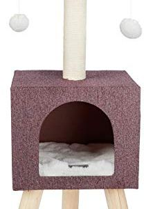ASPCA CAS6001BROWN Cat Tree, 11 x 11 x 30 18