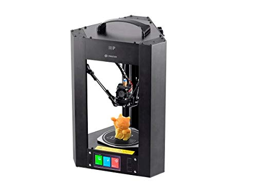 Monoprice 3D Printer (Mini Delta or Delta Pro) with Heated Build Plate, Auto Calibration, Fully Assembled for ABS & PLA