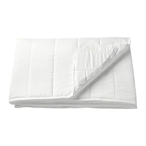 IKEA Nattlig Waterproof Mattress Protector White 002.531.39 Size 27 1/2x63