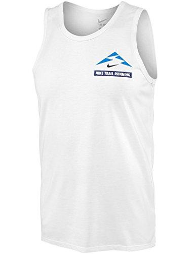 canción controlador Sostener  Nike Run P Trail Running Tank Camiseta sin Mangas, Hombre - corretienda.com