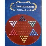 CHH 15' Jumbo Chinese Checkers with Marbles
