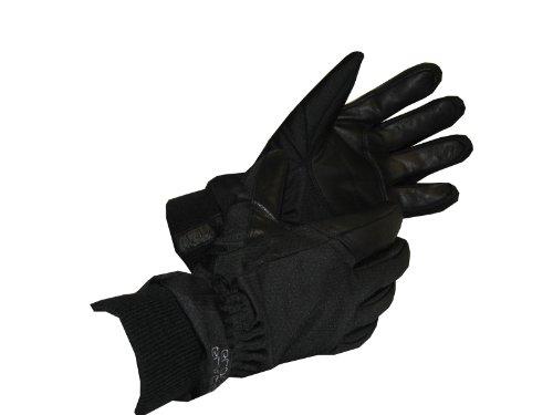 Glacier Glove Alaska Pro Waterproof Insulated Glove (Black, Medium)