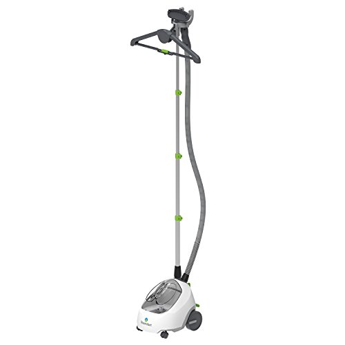 Steamfast SF-520 Fabric Steamer with Insulated Hose and Clothes Hanger