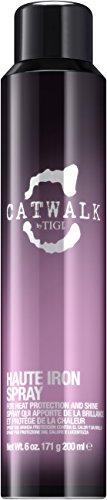 TIGI Catwalk Haute Iron Spray for Unisex, 6 Ounce