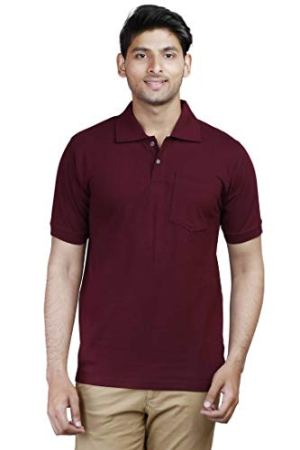 FLEXIMAA Men's Regular Fit T-Shirt