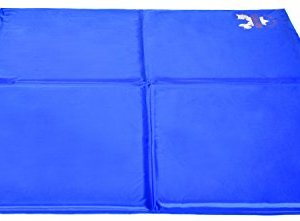 Arf Pets Pet Dog Self Cooling Mat Pad for Kennels, Crates and Beds 7