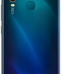 Vivo U10 (Electric Blue, 5000 mAH 18W Fast Charge Battery, 3GB RAM, 32GB Storage)