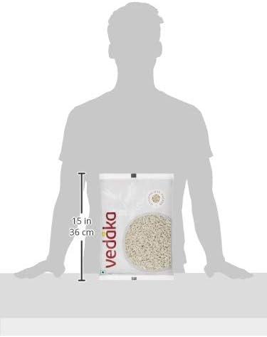 318OFaQ3mcL. AC  - Amazon Brand - Vedaka Puffed Rice, 200g