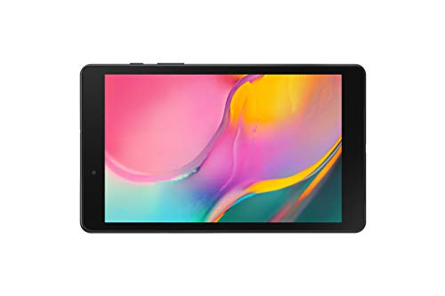 "Samsung Galaxy Tab A 8.0"" 32 GB WiFi Android 9.0 Pie Tablet Black (2019) - SM-T290NZKAXAR"