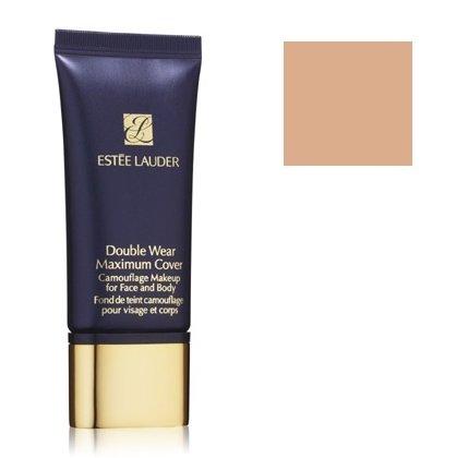 Estee Lauder Double Wear Maximum Cover Camouflage Makeup SPF 15 Foundation, No. 1n3 Creamy Vanilla, 1 Ounce