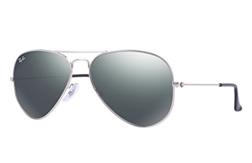 318pcPF10hL Every model in the Ray-Ban collection is the product of meticulous, original styling that translates the best of the latest fashion trends into an ever-contemporary look for millions of Ray-Ban wearers around the world. Lenses are prescription-ready (Rx-able). Ray-Ban sizes refer to the width of one lens in millimeters.