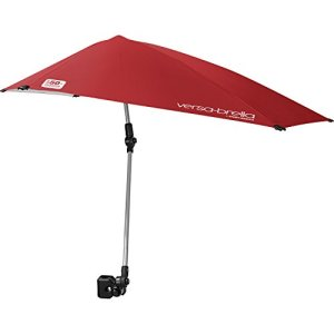 Sport-Brella Versa-Brella SPF 50+ Adjustable Umbrella with Universal Clamp
