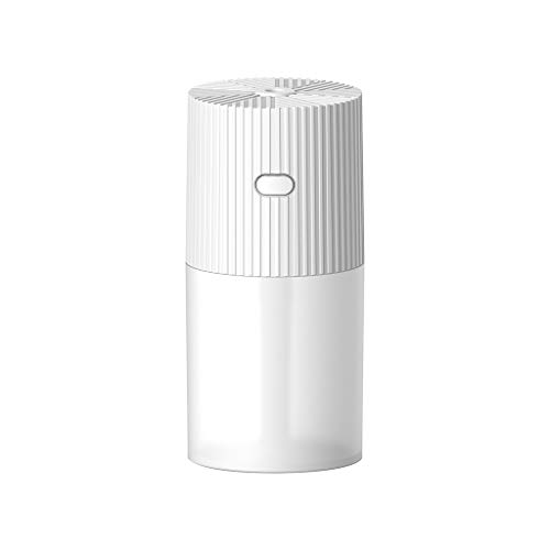 ☀ Dergo ☀ Air Humidifier , 300ml USB Spray Aroma Diffuser Humidifier Air Aromatherapy Purifier With Night l