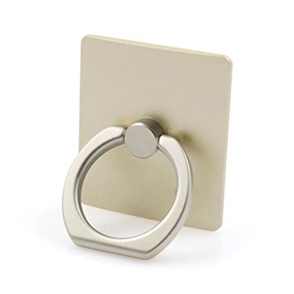 IKALL K1 4G Android Phone with Ring Holder(5-inch, Silver) 5