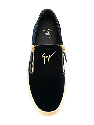 31A29G7F5vL SLIP ON SNEAKERS GIUSEPPE ZANOTTI DESIGN, VELVET 100%, color BLUE, Rubber sole, Model Name EVE, SS17, product code RS7007001-MC If you buy 9 US size shoes, you may receive shoes with 8 UK or 42 EU size printed on the box and on the shoes. SIZE CHART MAN: (US6 EU39 UK5) (US6.5 EU39.5 UK5.5) (US7 EU40 UK6) (US7.5 EU40.5 UK6.5) (US8 EU41 UK7) (US8.5 EU41.5 UK7.5) (US9 EU42 UK8) (US9.5 EU41.5 UK8.5) (US10 EU43 UK9) (US10.5 EU43.5 UK9.5) (US11 EU44 UK10) (US11.5 EU44.5 UK10.5) (US12 EU45 UK11) (US12.5 EU45.5 UK11.5) (US13 EU46 UK12) (US13.5 EU46.5 UK12.5) (US14 EU47 UK13) (US14.5 EU47.5 UK13.5) (US15 EU48 UK14) SS17