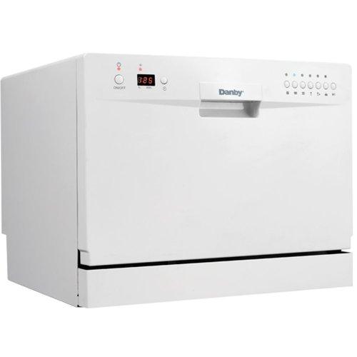 Danby DDW611WLED Countertop Dishwasher - White