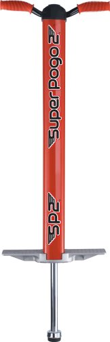 Flybar Super Pogo 2 (Red/Silver)