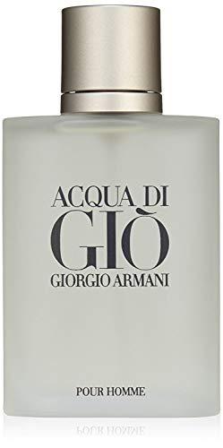 Acqua Di Gio By Giorgio Armani For Men. Eau De Toilette Spray 3.4 Fl Oz