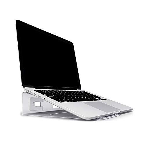 Baseltek Aluminum Laptop Stand Elevator Cooling Platform for MacBook Air Pro and iPad