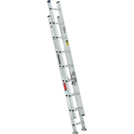 Louisville Ladder 16' Aluminum Extension Ladder