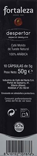 Caf-FORTALEZA-Cpsulas-de-Caf-Despertar-Compatibles-con-Nespresso-Pack-24-x-10-Total-240-Cpsulas