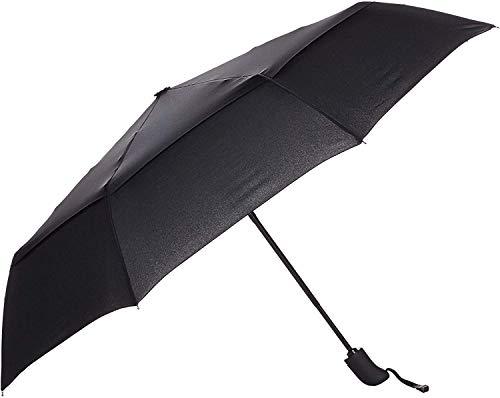 31CBF HEjEL - AmazonBasics Umbrella (Auto-Open & Close Function) - Black