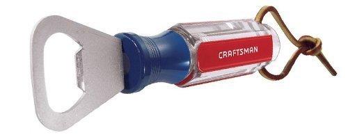 CRAFTSMAN Bottle Opener Tool Dad Garage Screwdriver Handle Father's Day Gift MAN CAVE
