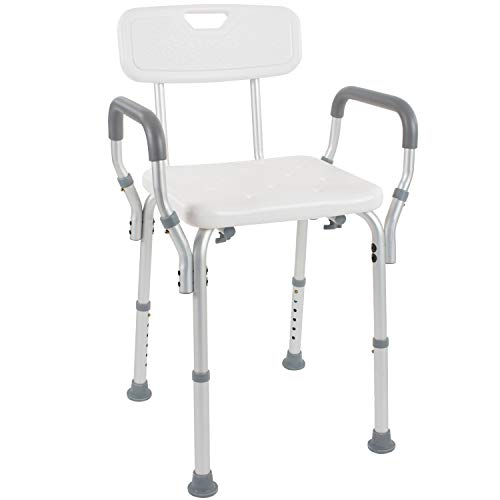 Best Shower Seat Guide 2019 - Ease of Mobility