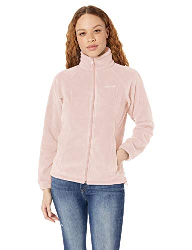 Columbia Women's Plus-Size Benton Springs Full-Zip Fleece Jacket 1 Fashion Online Shop gifts for her gifts for him womens full figure