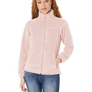 Columbia Women's Plus-Size Benton Springs Full-Zip Fleece Jacket 25 Fashion Online Shop gifts for her gifts for him womens full figure