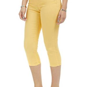Suko Jeans Women's Denim Capris - Pull On – Stretch 1 Fashion Online Shop 🆓 Gifts for her Gifts for him womens full figure